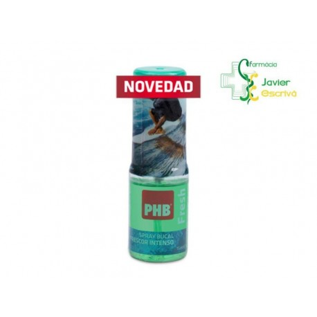 Spray Bucal Frescor Intenso PHB