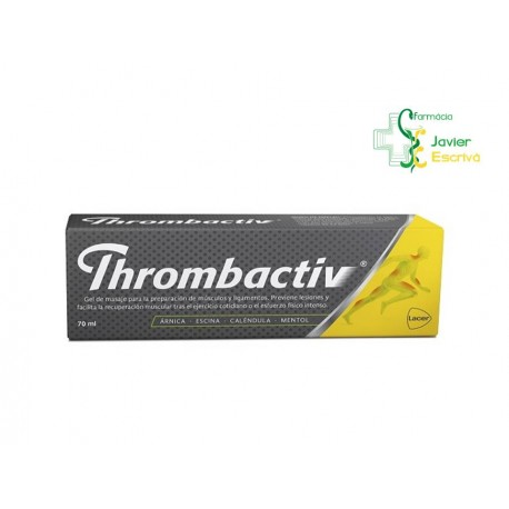 Thrombactiv Gel LACER
