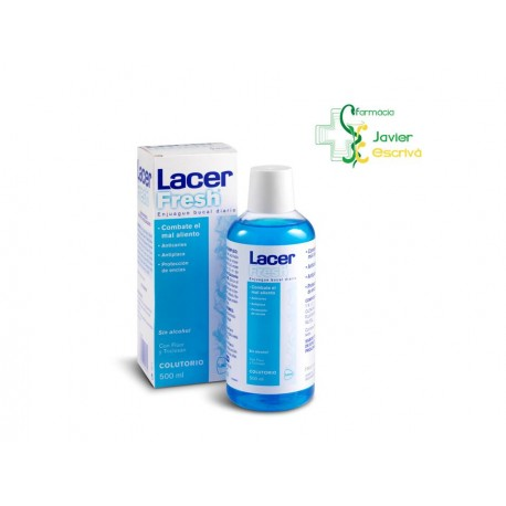 Colutorio Lacer Fresh 500ml