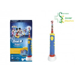 Cepillo Eléctrico Mickey Mouse Oral B