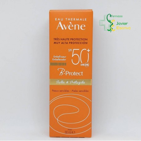 Embellecedor B-Protect SPF50+ 30ml AVENE