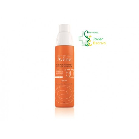 Spray Solar SPF 50+ 200ml AVENE