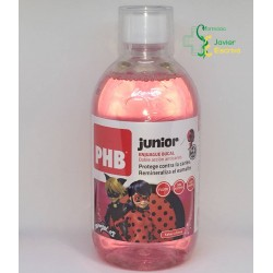 Enjuague Bucal Junior Ladybug 500 ml PHB