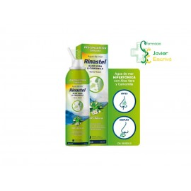 Rinastel Aloe Vera y Camomila Spray Nasal 125 ml