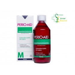 Perio Aid Mantenimiento Colutorio 1000ml Dentaid