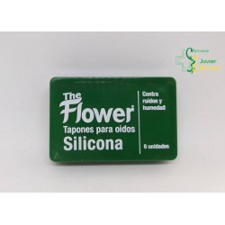 Tapones de Silicona The Flower