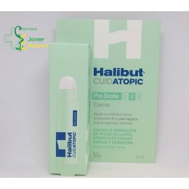 Halibut CuidAtopic Pre-Brote Roll-on 15ml