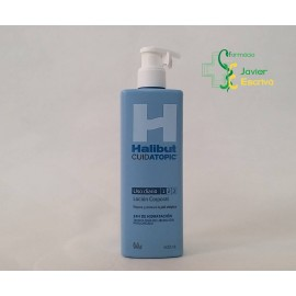 Halibut Cuidatopic Loción Corporal 400 ml