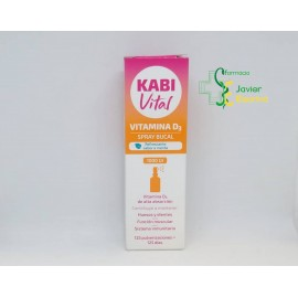 Kabi Vital Vitamina D3 Spray Bucal 25ml