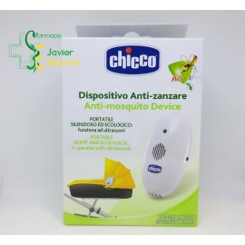 Antimosquitos Ultrasónico Portatil Chicco