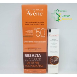 Crema Solar SPF50 Coloreada 50ml Avene