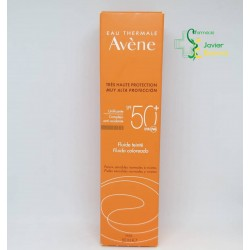 Fluido Solar SPF50+  Color 50ml Avene