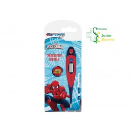 Termómetro Digital Spiderman Farmamed Kids