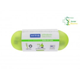 Kit Orthodontic Higiene Bucal Vitis