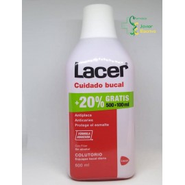Colutorio 500ml de Lacer