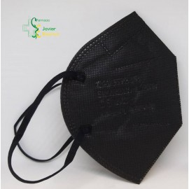 Mascarilla FFP2 NR Color Negro Xiangying