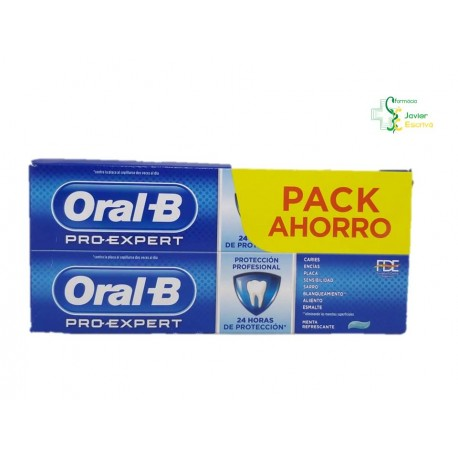 Pack Ahorro Pro-Expert Profesional Oral-B