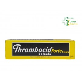 Thrombocid Forte pormada 100g Lacer